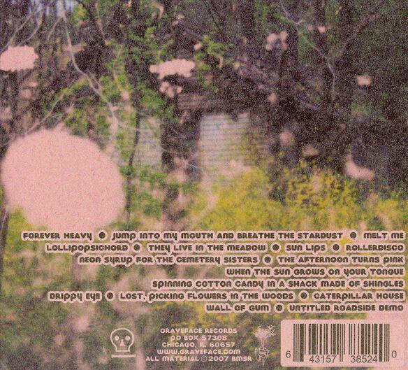 Dandelion Gum 607