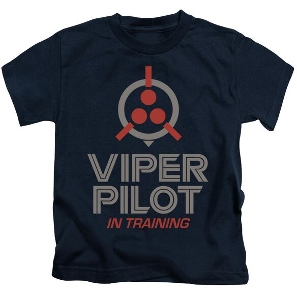 Battlestar Galactica (New) Viper In Training Short Sleeve Juvenile T-Shirt