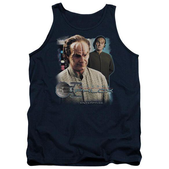 Star Trek Doctor Phlox Adult Tank