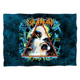 Def Leppard Hysteria Cover (Front Back Print) Pillow Case