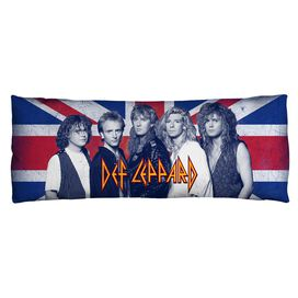 Def Leppard The Boys Microfiber Body