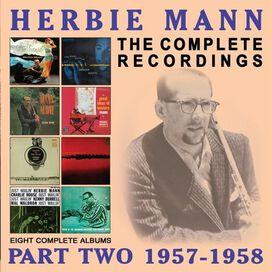 Herbie Mann - Complete Recordings: 1957-1958