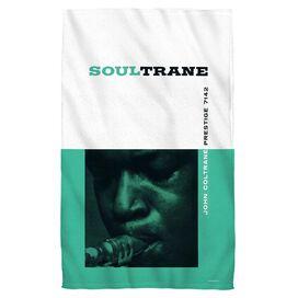 John Coltrane Soul Trane Face Hand Towel