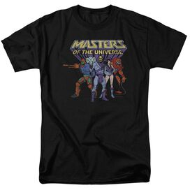 Masters Of The Universe Team Of Villains Short Sleeve Adult T-Shirt