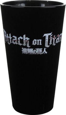 Attack on Titan Colossal Titan Pint Glass