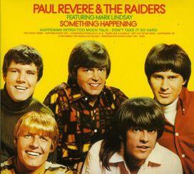 Paul Revere & the Raiders - Something Happening