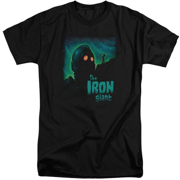Iron Giant Look To The Stars Short Sleeve Adult Tall T-Shirt