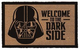 Star Wars Welcome to the Dark Side - Doormat