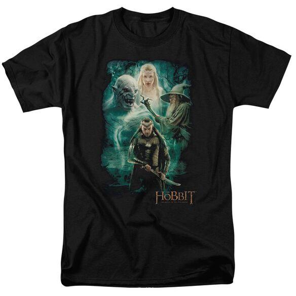 Hobbit Elrond's Crew Short Sleeve Adult T-Shirt