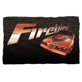 Pontiac Firebird Fleece Blanket
