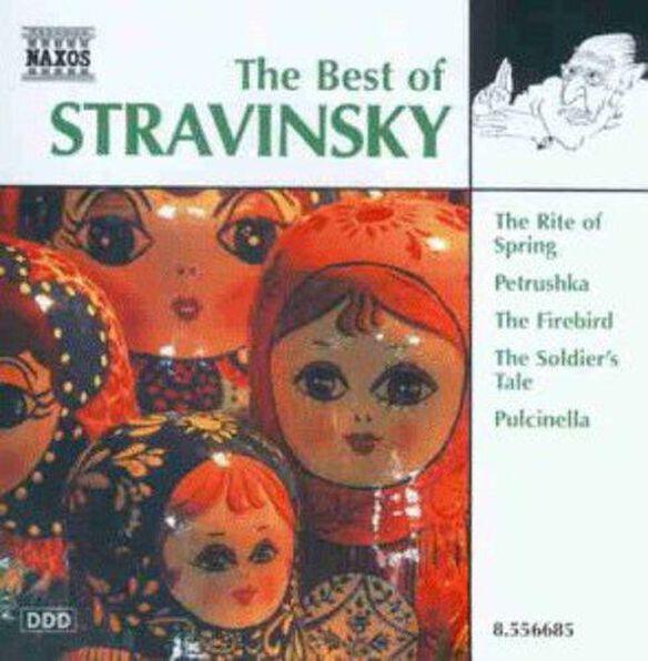 John Ringer - Best of Stravinsky