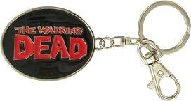 Walking Dead Comic Zombie Reach Keychain