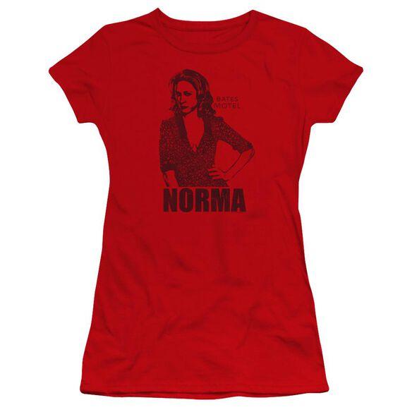 Bates Motel Norma Premium Bella Junior Sheer Jersey