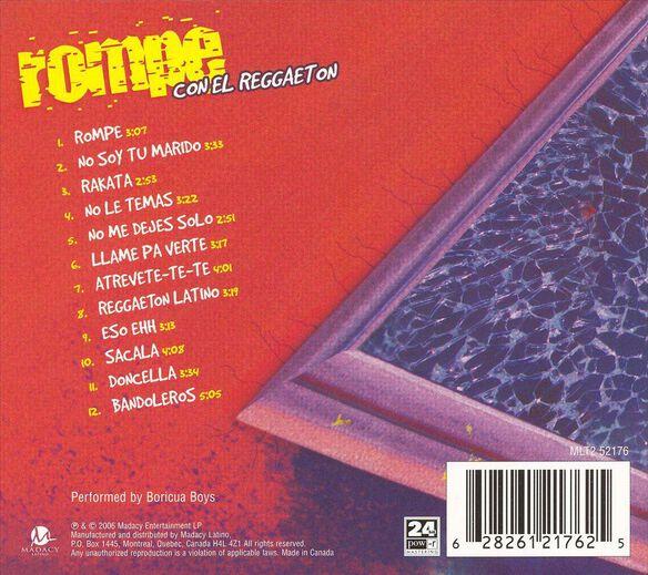 Rompe El Reggaeton 0406