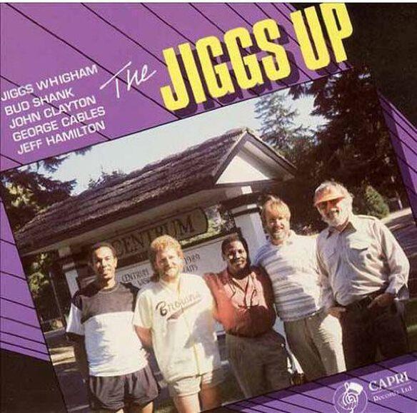 Jiggs Whigham - Jiggs Up