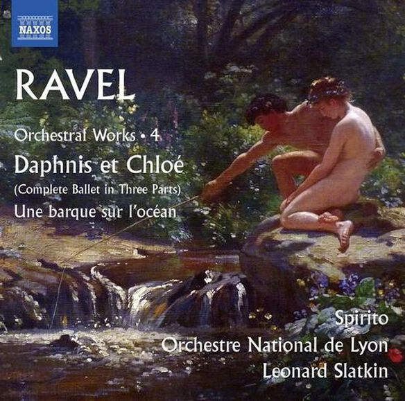 Maurice Ravel: Orchestral Works V4
