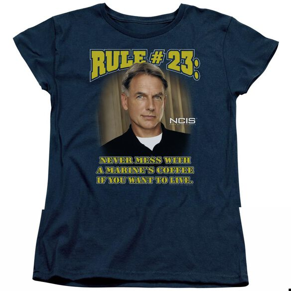 Ncis Rule 23 Short Sleeve Womens Tee T-Shirt