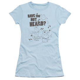 FAMILY GUY NOT HEART-S/S JUNIOR T-Shirt