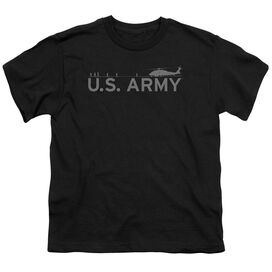 Army Helicopter Short Sleeve Youth T-Shirt