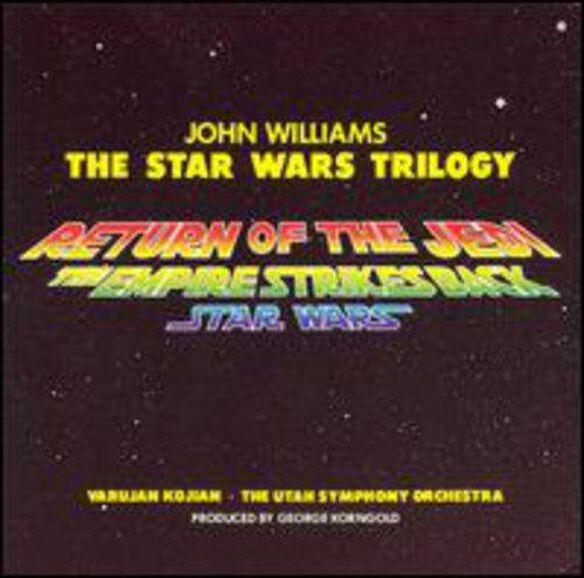 Star Wars Trilogy / O.S.T.