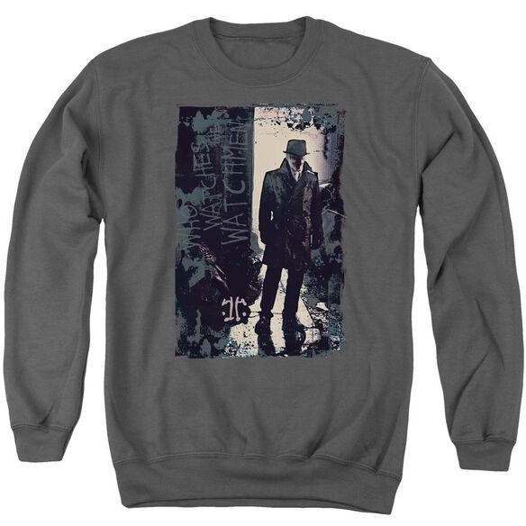 Watchmen Light Adult Crewneck Sweatshirt