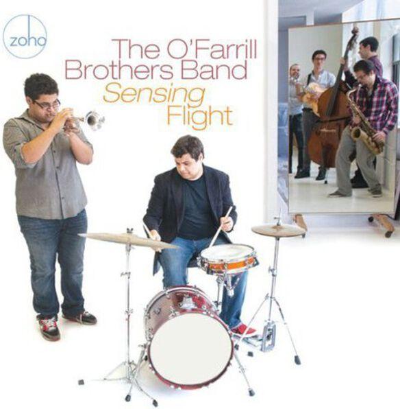 Ofarrill Brothers - Sensing Flight