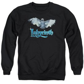 Labyrinth Title Sequence Adult Crewneck Sweatshirt