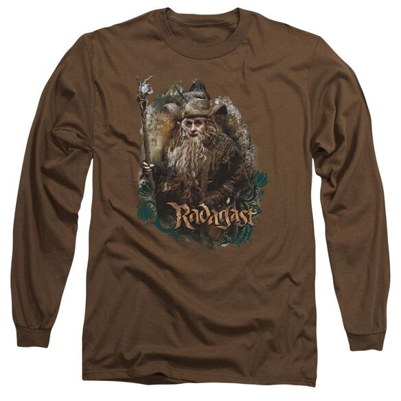 The Hobbit Radagast The Brown Long Sleeve Adult T-Shirt
