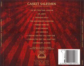 Casket Salesmen - Sleeping Giants