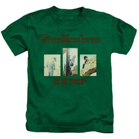 Zz Top Tres Hombres Short Sleeve Juvenile Kelly T-Shirt