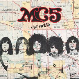 Mc5 - Live 1969/1970