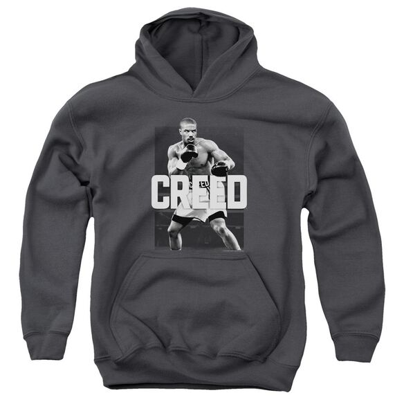 Creed Final Round Youth Pull Over Hoodie