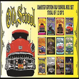 Various Artists - Old School Gold Box Set