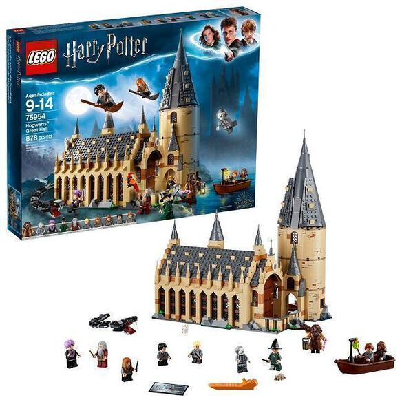 LEGO Harry Potter Hogwarts Great Hall [75954]