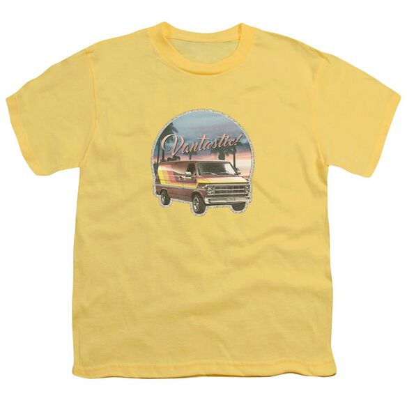 Gmc Vantastic Short Sleeve Youth T-Shirt