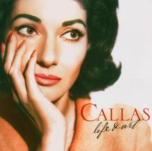 Maria Callas - Life & Art