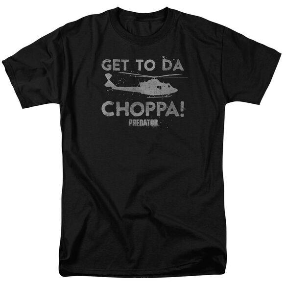 Predator Choppa Short Sleeve Adult T-Shirt
