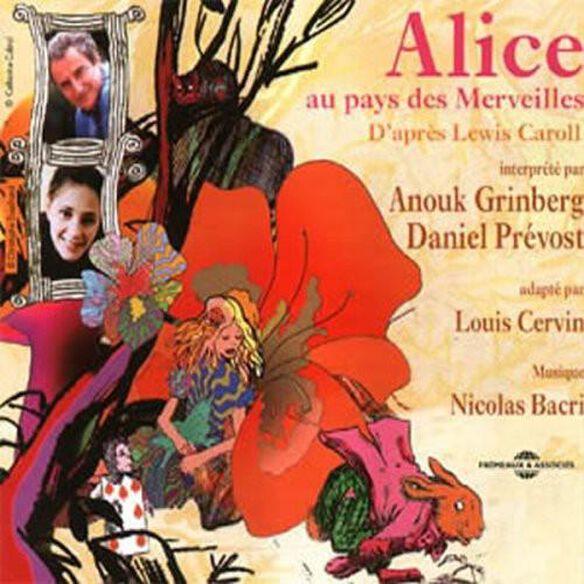 Alice Au Pays Des Merveilles / Various