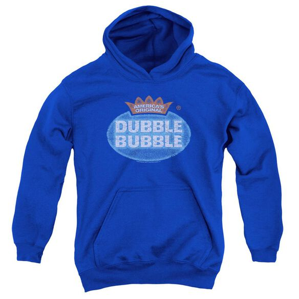 Dubble Bubble Vintage Logo Youth Pull Over Hoodie