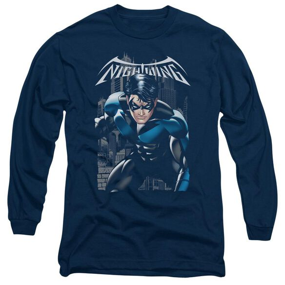 Batman A Legacy Long Sleeve Adult T-Shirt