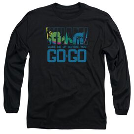 Wham Wake Me Up Before You Go Go Long Sleeve Adult T-Shirt