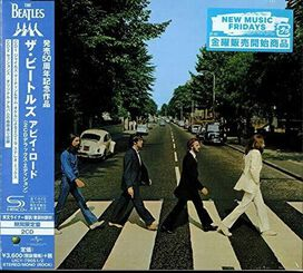The Beatles - Abbey Road Anniversary (Deluxe Edition) (Japanese 2 x SHM-CD)