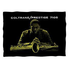 John Coltrane Mellow Pillow Case White