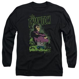 Phantom Jungle Protector Long Sleeve Adult T-Shirt