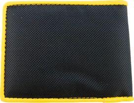 Batman Logo Nylon Weave Wallet