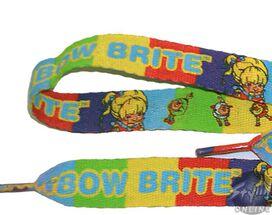 Rainbow Brite Laces