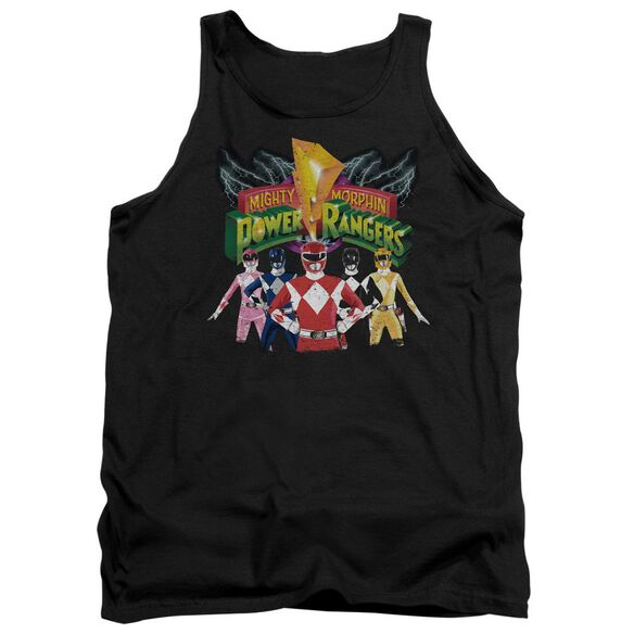 Power Rangers Rangers Unite Adult Tank