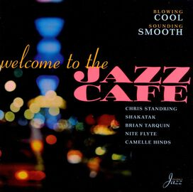 Various Artists - Welcome to the Jazz Cafe