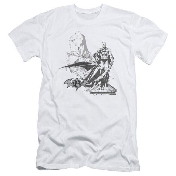 Batman Overseer Short Sleeve Adult T-Shirt