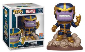 Funko Pop!: Thanos [PX Previews Exclusive Super-Sized 6-Inch Vinyl Bobble Head Comic Version]